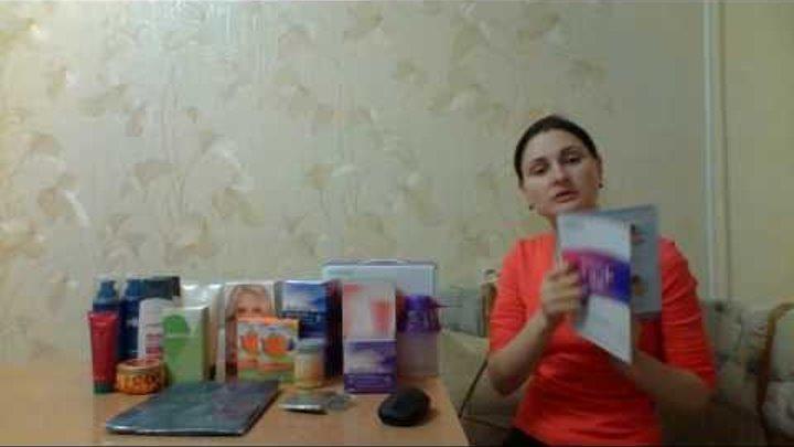видеобзор заказа 16 каталог 2016 Орифлэйм