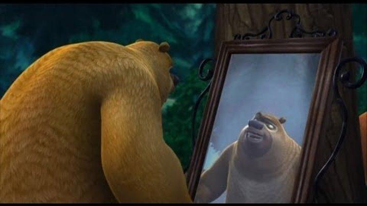 Мультик Медведи-соседи 57 серия - Зеркало,зеркало