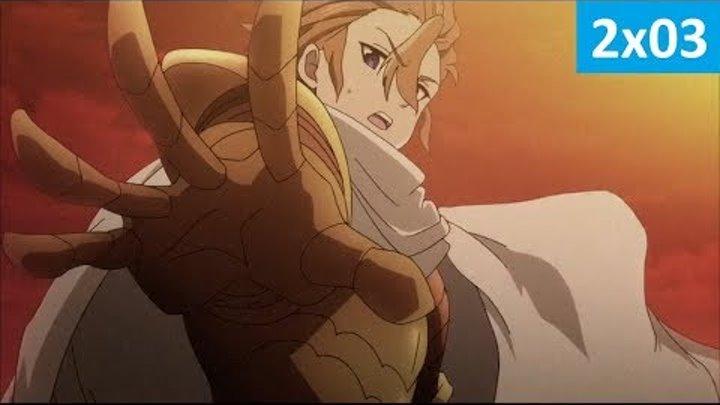Семь смертных грехов 2 сезон 2 серия - Русское Промо (Субтитры, 2018) Nanatsu no Taizai 2x02 Preview