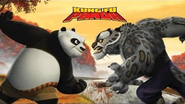 Kung Fu Panda: THE FINAL BATTLE (Xbox 360)