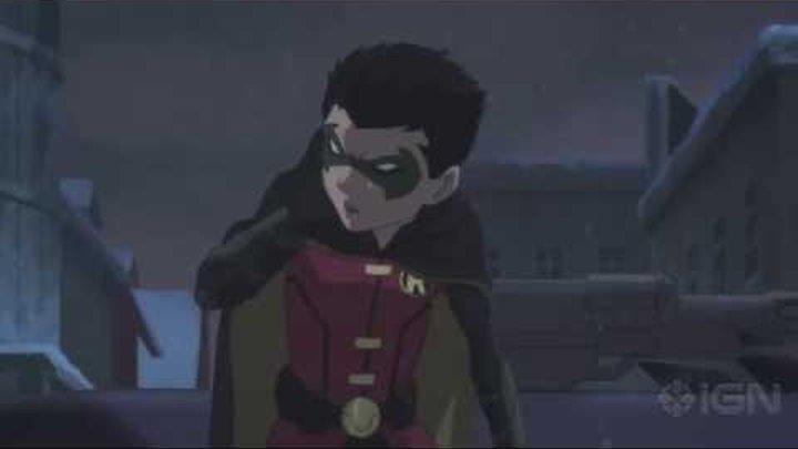 Бэтмен против Робина (Batman vs. Robin) - Трейлер Rus