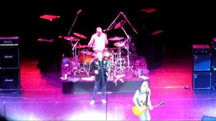 Nazareth 2011 tour part 2