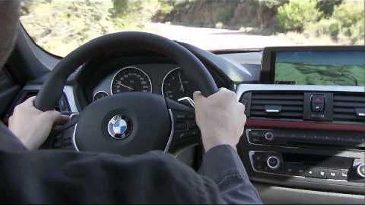 ► BMW 335i Line Sport 2012 - DRIVING SCENES