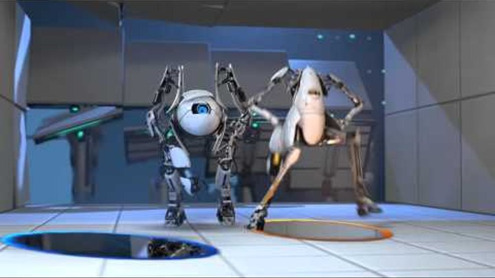 Portal 2 - TV Spot Trailer [HD] (PC/PS3/XBOX 360)