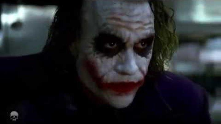 Бэтмен Темный рыцарь) смешной перевод