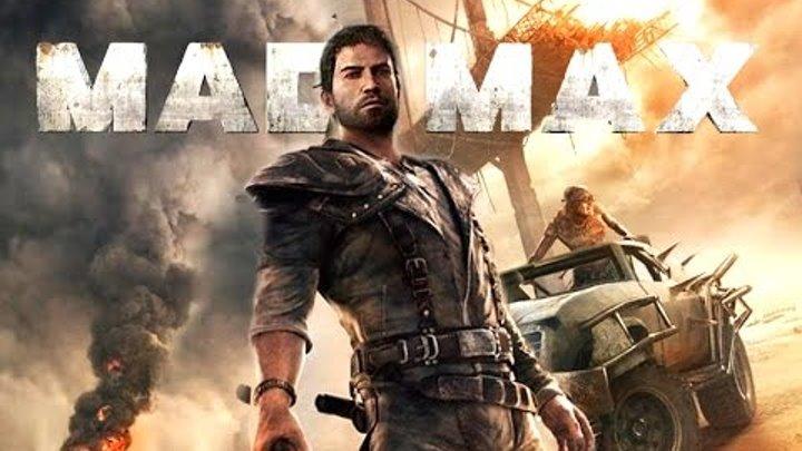 MAD MAX — Геймплей 14 минут (60 FPS) Gamescom 2015 Безумный Макс!