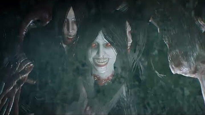The Evil Within 2 (2017) — русский трейлер игры — Ужасный Хранитель