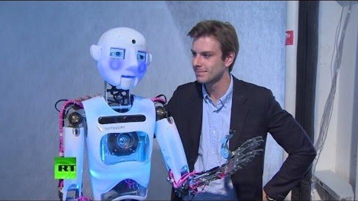 «Бал роботов» в Москве: передовые достижения в области робототехники