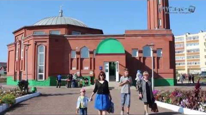 Новости от Спутник-ТВ, про Курбан-Байрам
