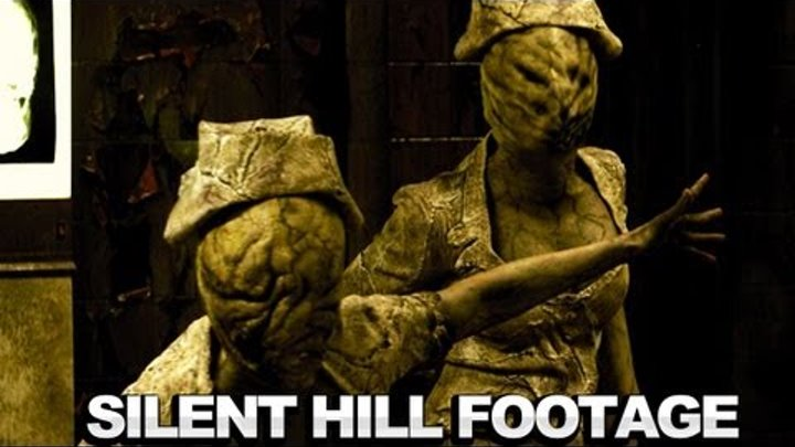 Silent Hill: Revelation 3D - Comic Con 2012 Panel Footage