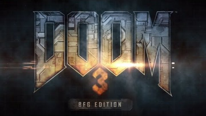 DOOM 3 BFG Edition -- Debut Trailer
