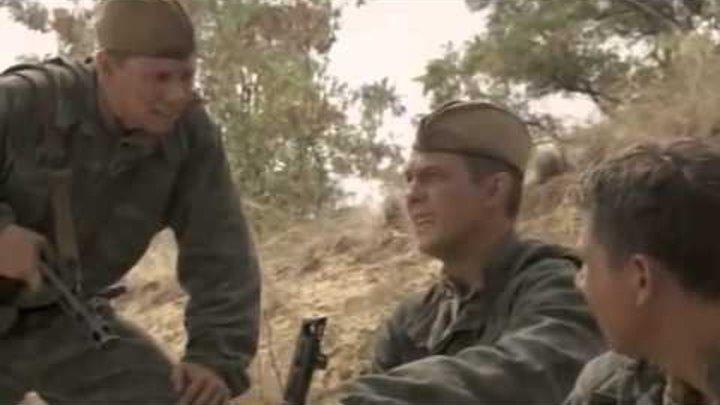 Разведчики. Последний бой (2008) 2 серия Военный фильм