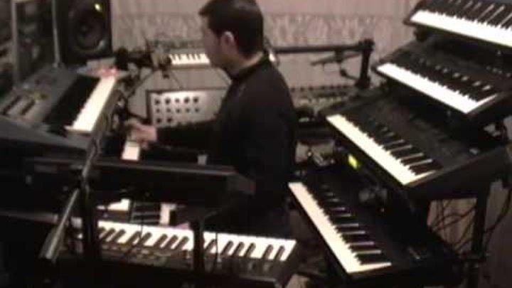 JMJ - Gershon Kingsley POPCORN (Dance version) My own cover