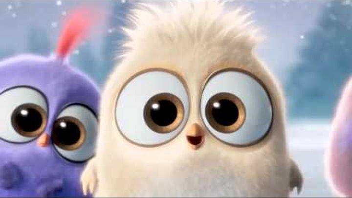 Angry Birds в кино 2016 | С наступающим! (Мультик)