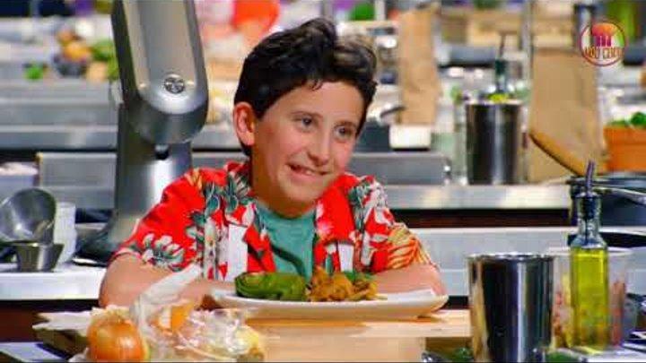 Лучший повар Америки Дети — Masterchef Junior — 1 сезон 4 серия
