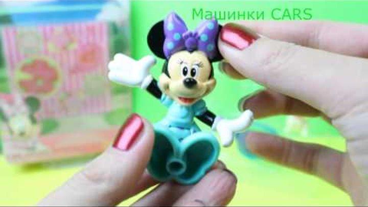 Mickey Mouse Игрушки Микки Маус Распаковка набора Микки Маус и малыш