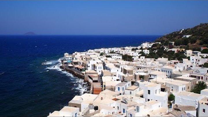 Красивые острова Греции. The beautiful islands of Greece.
