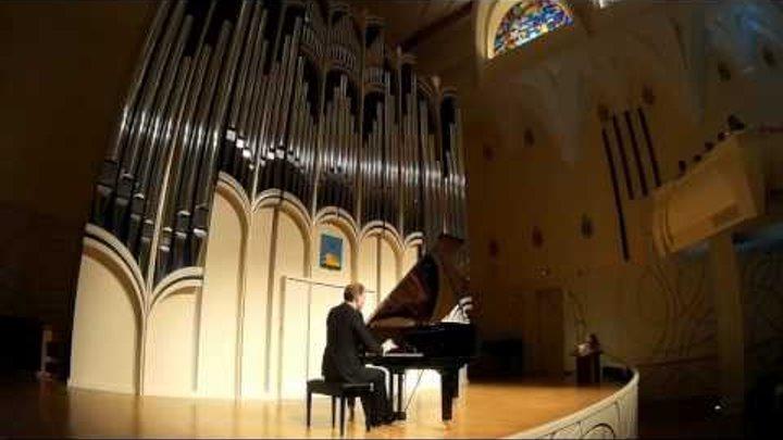 Franz Liszt Consolation № 3 // Ференц Лист Утешение