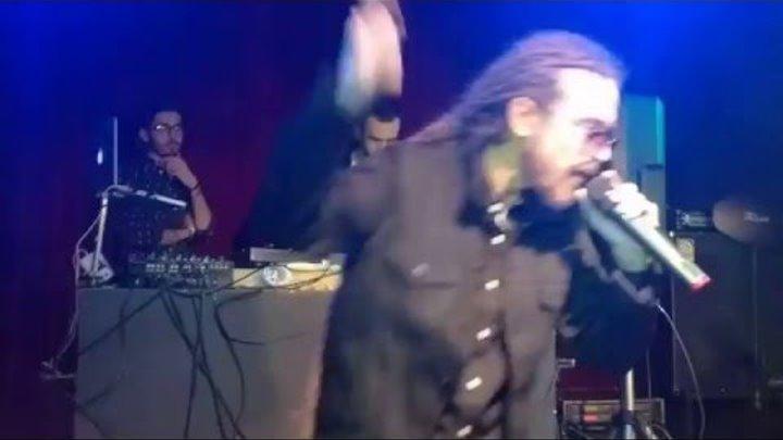 Detsl aka Le Truk - Favela Funk. BRO.Moscow.Club16Tonn.06.05.2016.Live