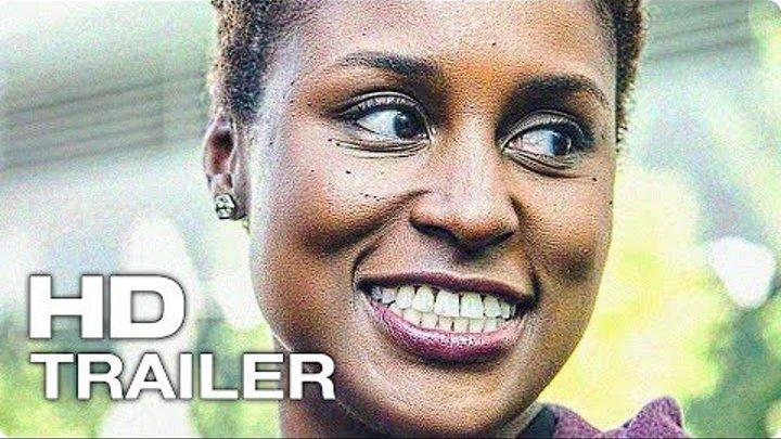 БЕЛАЯ ВОРОНА Сезон 3 ✩ Тизер Трейлер (Иса Рэй, Red-Band, HBO Series, 2018)