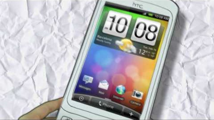 HTC Desire A8181 Overview
