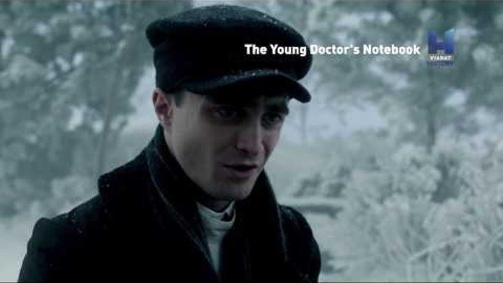 Записки юного врача - промо сериала на Viasat History