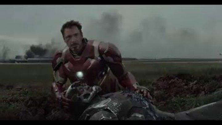 Первый мститель: Противостояние - Трейлер (дублированный) 1080p