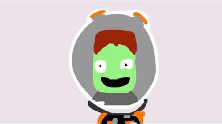 Kerbal Space Program Animation