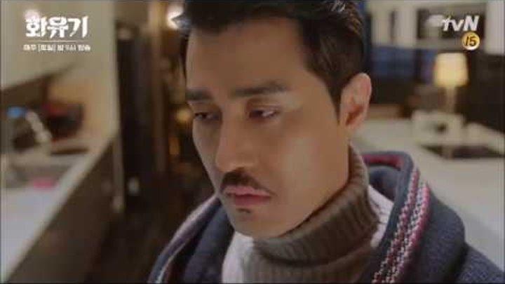 Семейная история. Клип на дораму Хваюги (Hwayugi, A Korean Odyssey).