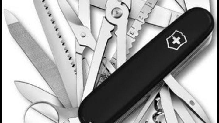 Швейцарский нож Victorinox SwissChamp