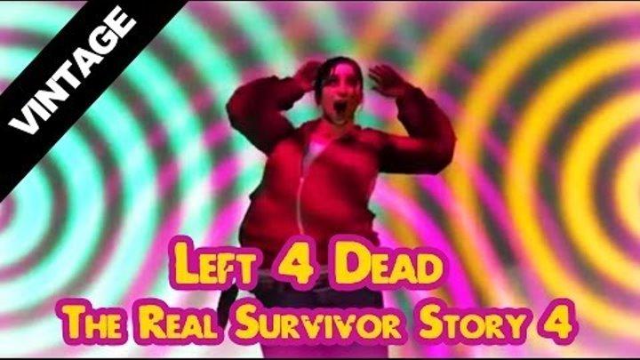 Gmod Left 4 Dead The Real Survivor Story 4