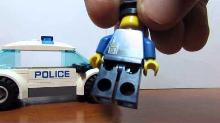 Lego City 2014/ lego 60042-полицейская погоня
