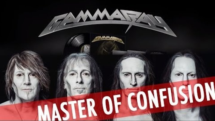 Gamma Ray 'Empire Of The Undead' Song 5 'Master Of Confusion'