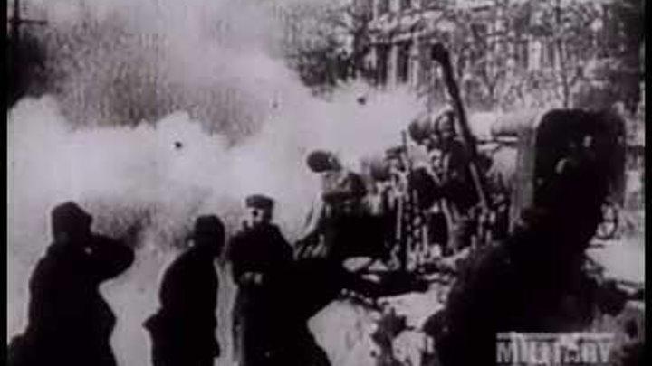 Великая Отечественная Война Победа Красной Армии Поражение Нацистской Германии HD]