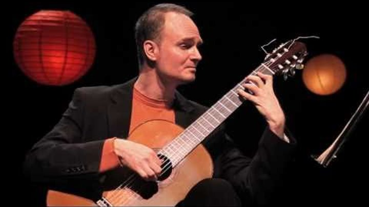 Modern Classical Guitar, concert 2011, Eric Lemieux (First Guitar Suite)