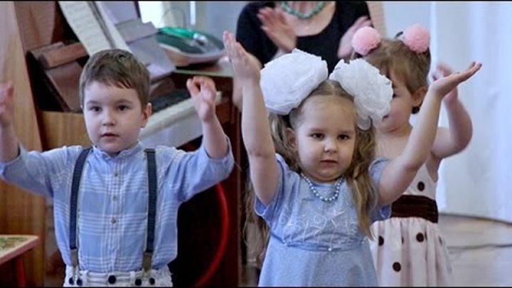 Младшая группа в детском саду