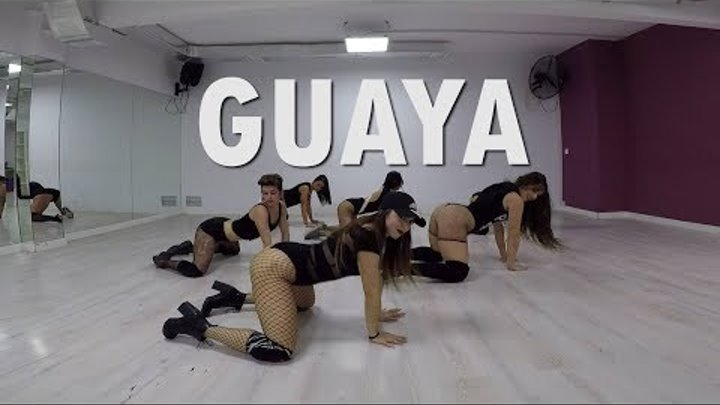GUAYA - Eva Simons | TWERK Choreography by Yohanna Almagro
