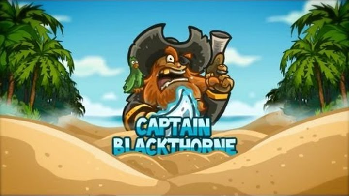 Kingdom Rush: Frontiers Hero Preview - Captain Blackthorne
