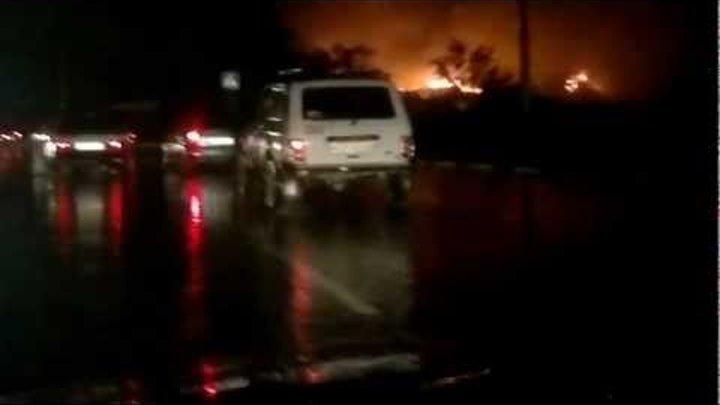 Ураган в Саратове вечер 21 августа 2012 снимал Щербинин Д