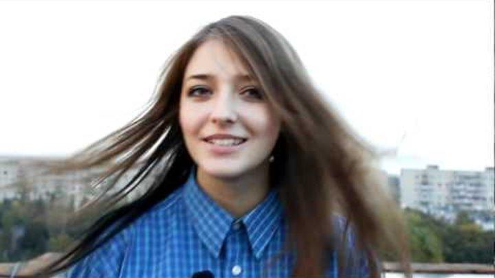 девушка из серии видео заяц, ты меня слышишь