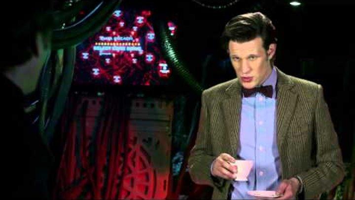 Доктор Кто: 7 сезон++ Инфорарий (озвучка от Baibako TV)