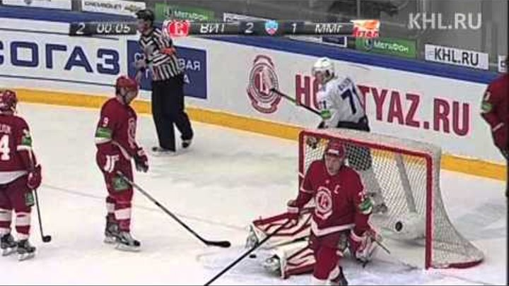 Витязь - Металлург Мг 4:3ОТ / Vityaz - Metallurg Mg 4:3OT