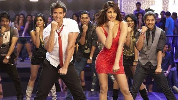 hrithik roshan and priyanka chopra in movie krrish 3 hd - 1000×468
