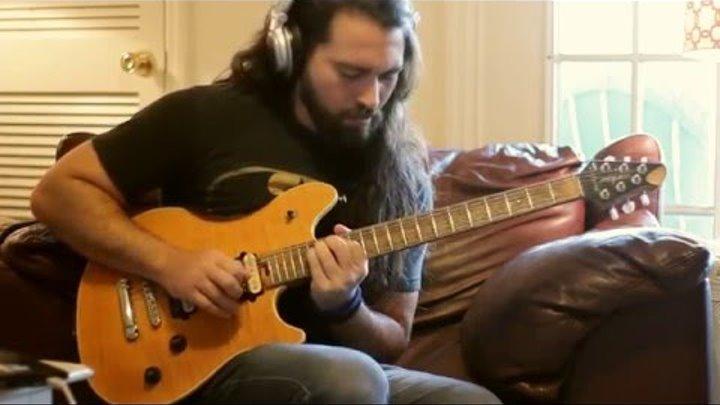 MASTER CLASS WITH ZAKK WYLDE - Guitar Center Contest - Sleeping Dogs Version by WARLEYSON ALMEIDA