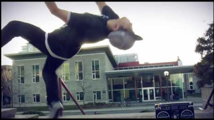 Breakdancing Commercial - Zelen Shoes