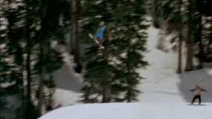 Сноуборд видео
