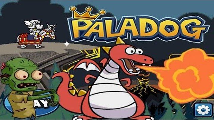 Пёс паладин / Paladog # Мультик игра для детей на выживание 1 серия