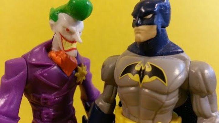 Бэтмен против Джокера | Тачки просят помощи | Мультфильмы для детей