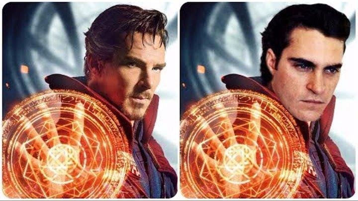 Знаменитые роли Marvel, которые могли сыграть другие актеры   Как могла выглядеть Вселенная Марвел?