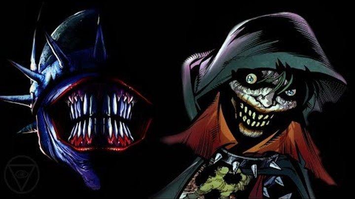 МЕТАЛЛ: Бэтмен, который смеется захватывает Готэм. Готэмское Сопротивление. \ Сюжет. DC Comics